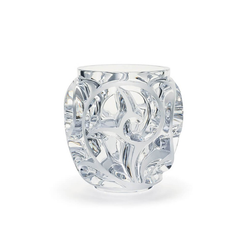 Tourbillons Vase Small Size Clear