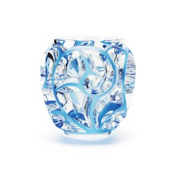 Tourbillons Vase Clear and...