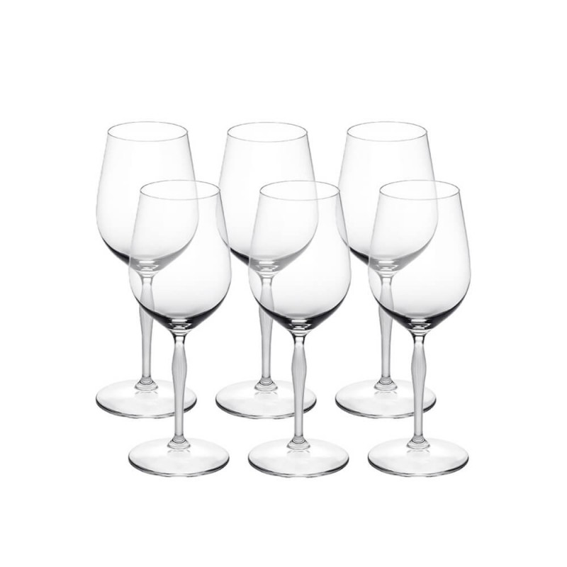 100 Points Universal Glass Set of 6