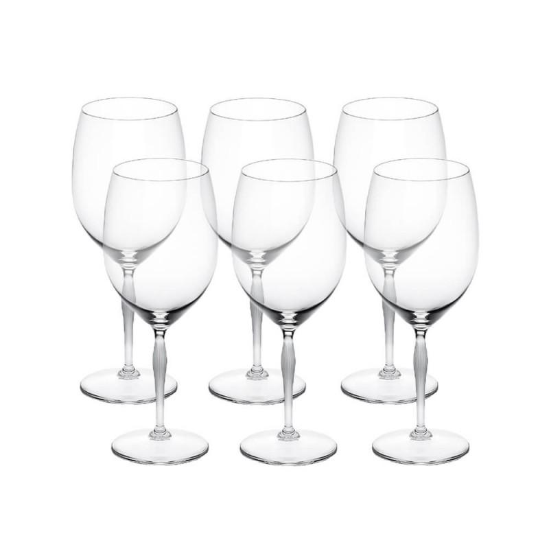 100 Points Bordeaux Glass - Set of 6