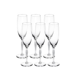 100 Points Champagne Glass...