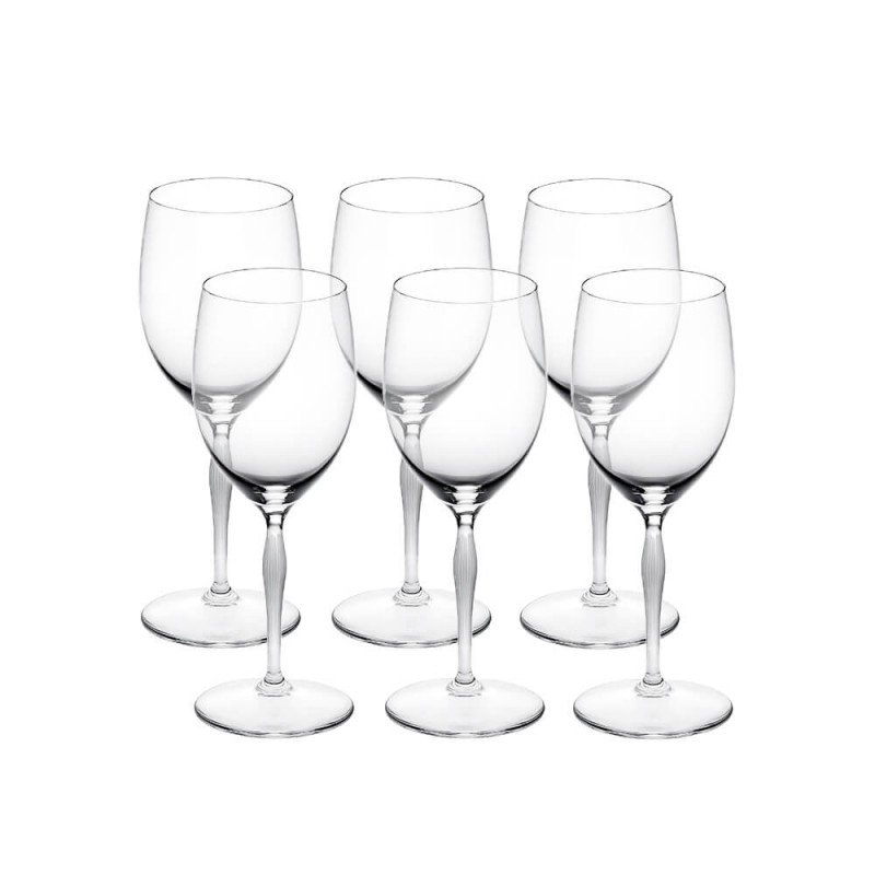 100 Points Water Glass - Set of 6