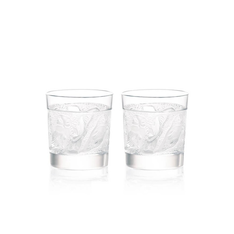Owl Old Fashion Tumbler - Set of 2