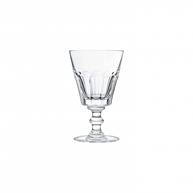 Caton Water Glass Medium Clear