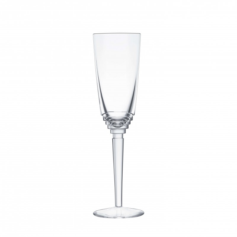 Oxymore Champagne Flute Clear