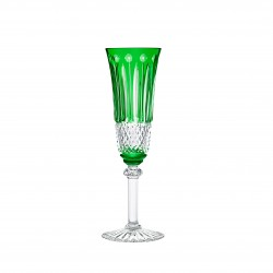 Tommy Champagne Flute Green