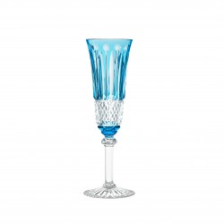Tommy Champagne Flute Sky Blue