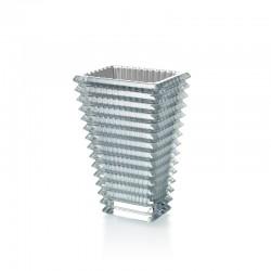 Eye Vase Rectangular Silver