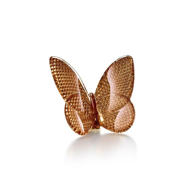Porte-Bonheur Gilded Butterfly Lucky Diamond Gold