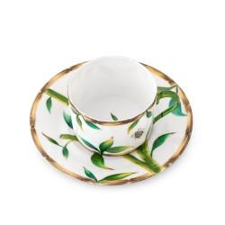 Sagano Tea and Cup Saucer