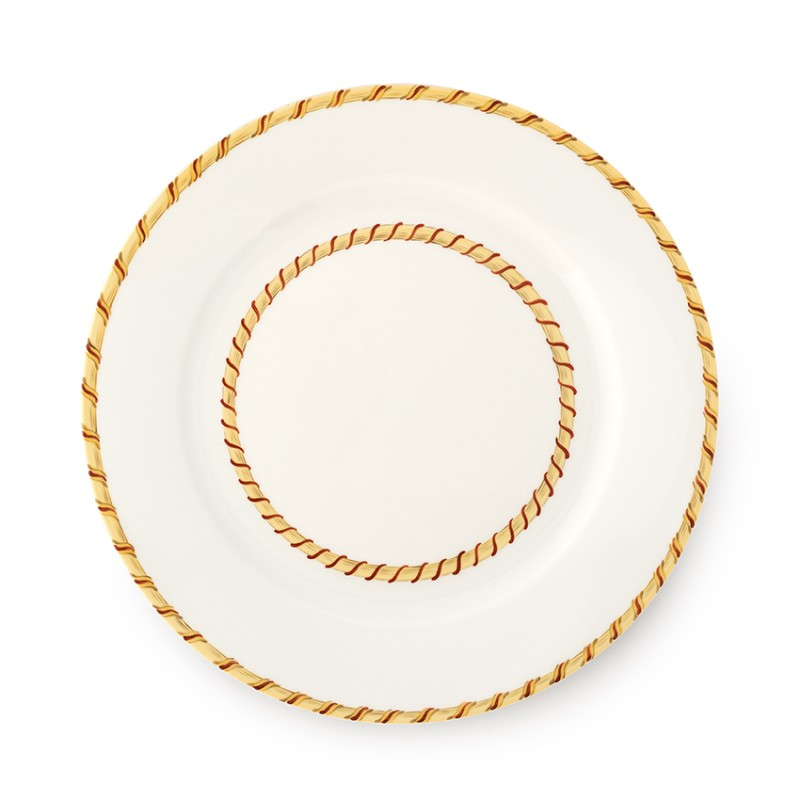 Vannerie Cottage Buffet plate