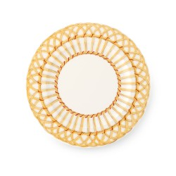 Vannerie Cottage Dinner Plate