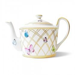 Filet à papillon Tea pot