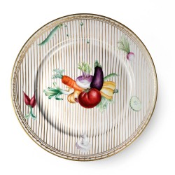 Potager Dinner Plate