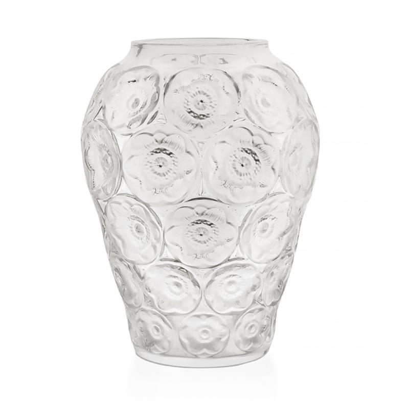 Anemones Vase Clear