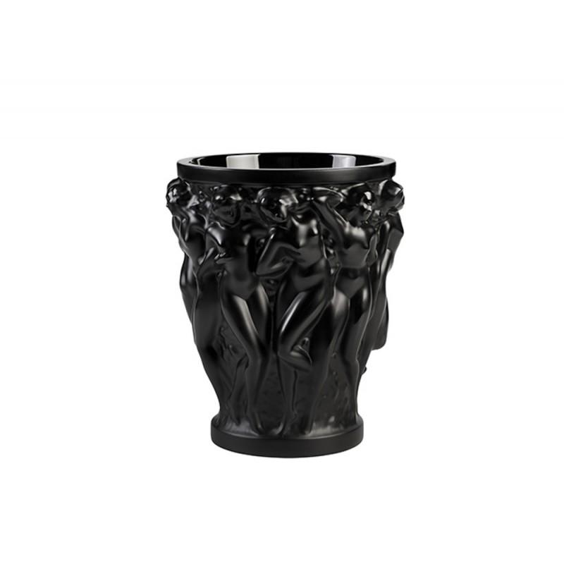 Bacchantes Vase Mini Size Black