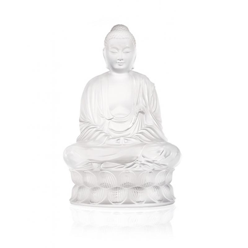 Sculpture Bouddha Incolore Petit Modèle
