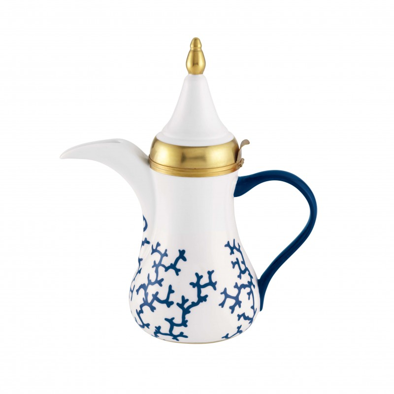 Cristobal Marine Arabic Coffee Pot
