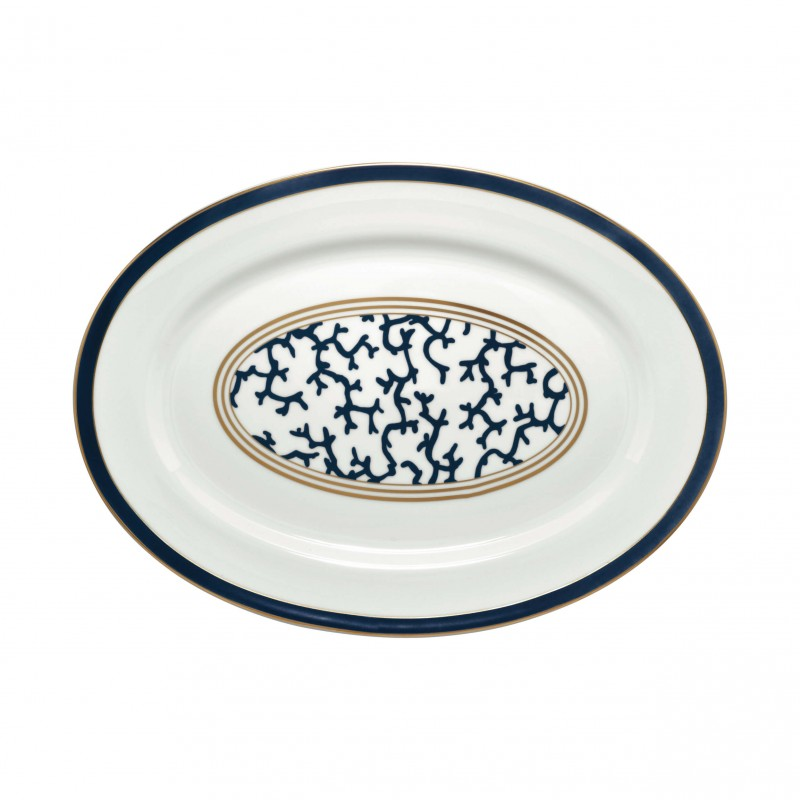 Cristobal Marine Oval Platter