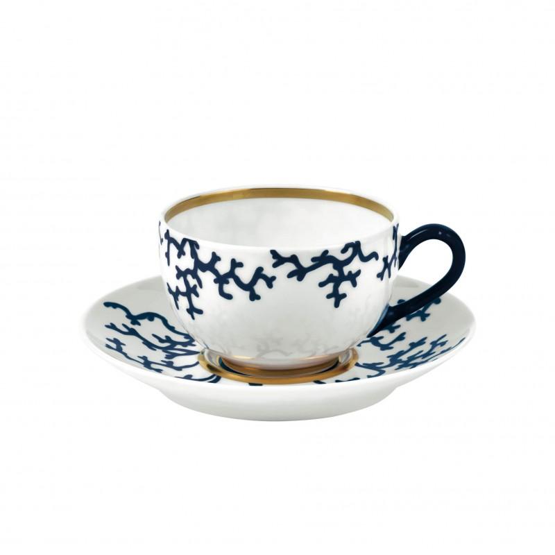 Cristobal Marine Tea Saucer Extra
