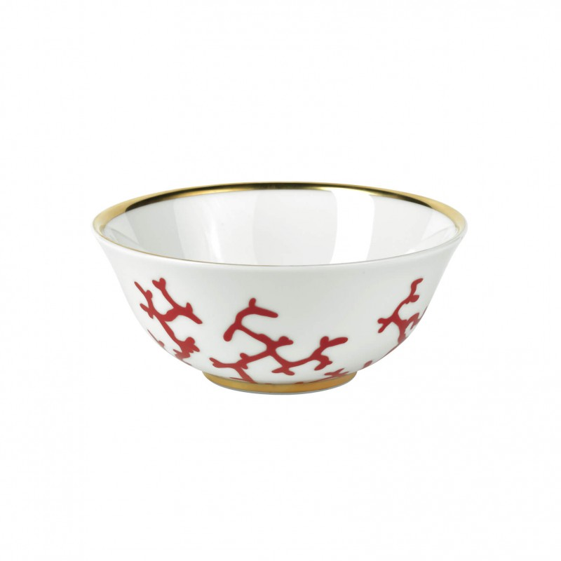 Cristobal Rouge Chinese Rice Bowl