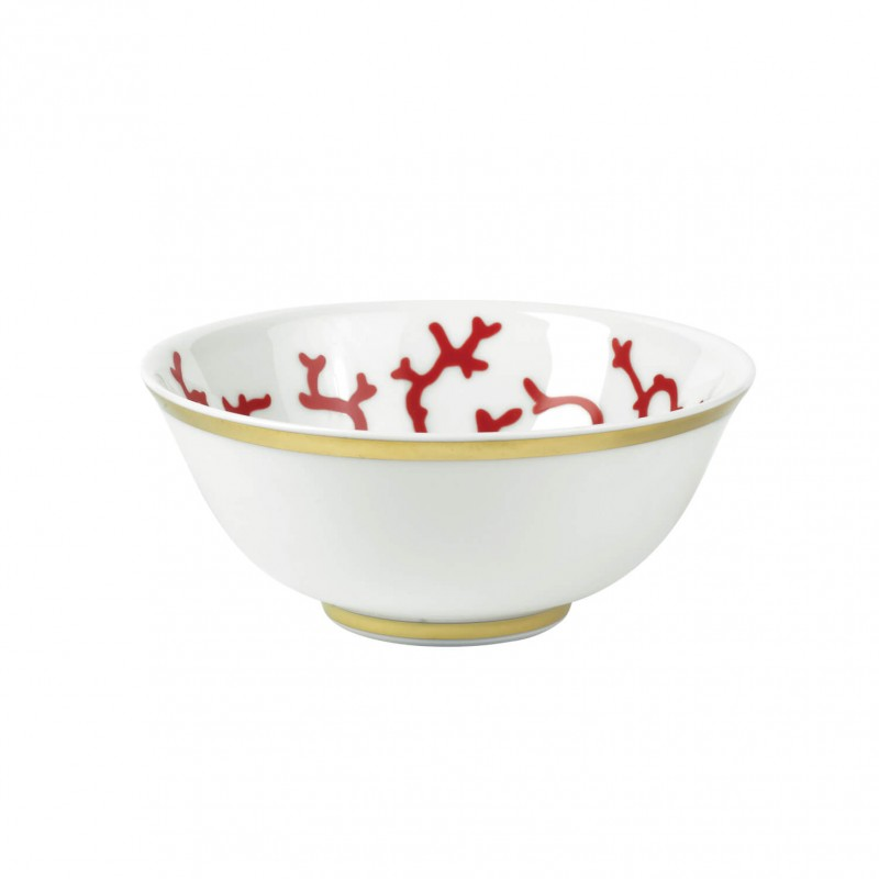 Cristobal Rouge Chinese Soup Bowl