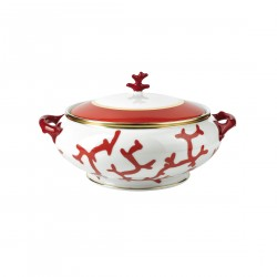 Cristobal Rouge Soup Tureen