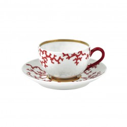 Cristobal Rouge Tea Cup Extra