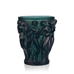 Bacchantes Vase Deep Green