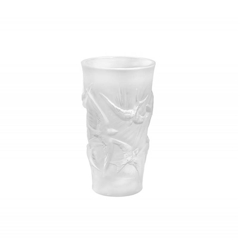 Vase Hirondelles Clair Petit Modèle