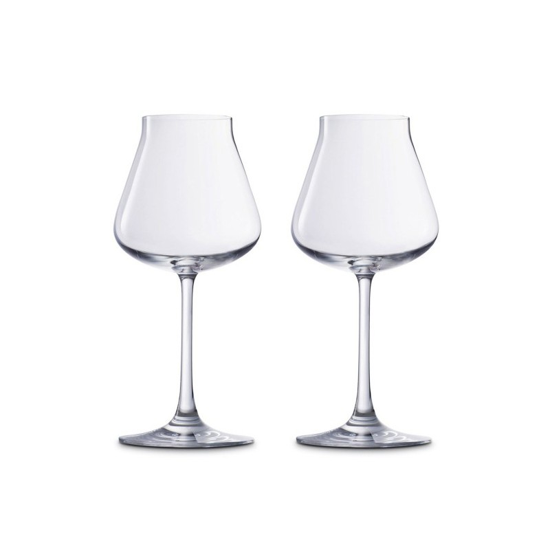 Château Baccarat White Whine Glass - Set of 2