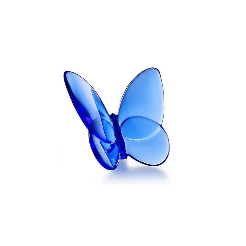 Porte-Bonheur Gilded Butterfly Lucky  Blue