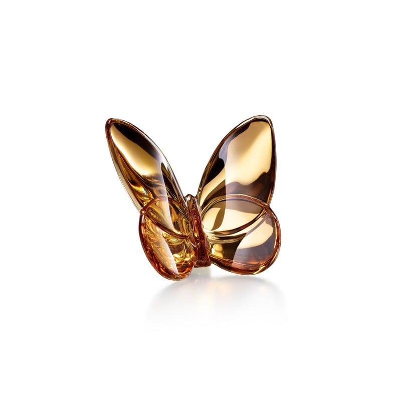 Porte-Bonheur Gilded Butterfly Lucky Gold