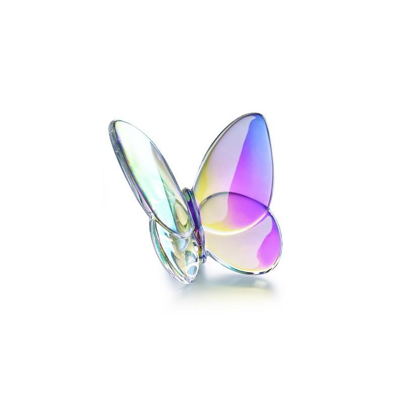 Porte-Bonheur Gilded Butterfly Lucky Iridescent