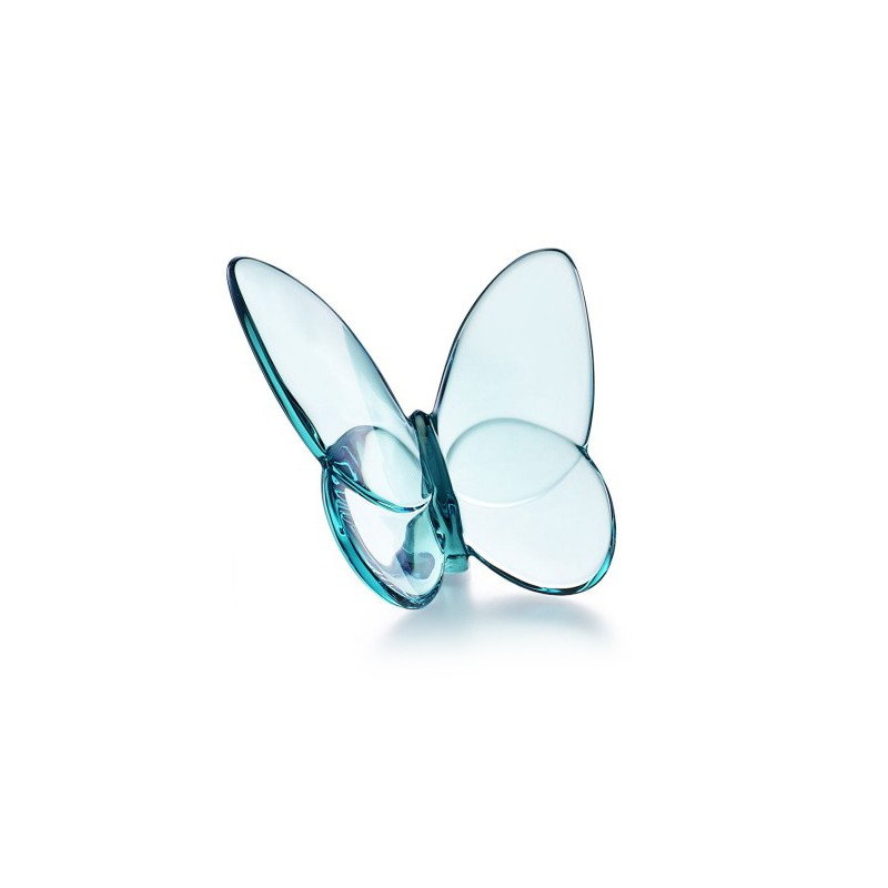 Porte-Bonheur Gilded Butterfly Lucky Turquoise