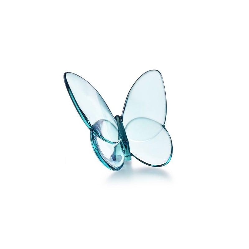 Papillon Porte-Bonheur Turquoise
