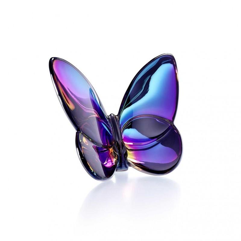 Porte-Bonheur Gilded Butterfly Lucky Blue Scarabee