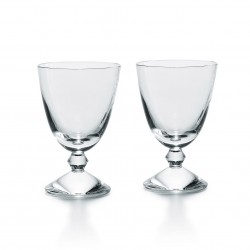 Set of 2 Véga Glasses Clear