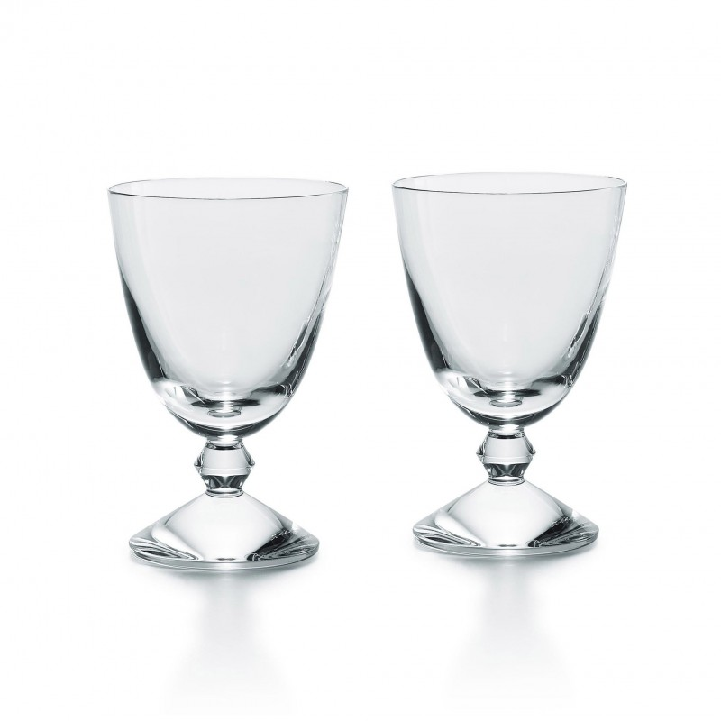 Véga Glasses Clear - Set of 2