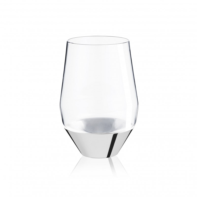 Puiforcat Orfèvre-Sommelier Set of 2 Red Wine Glasses