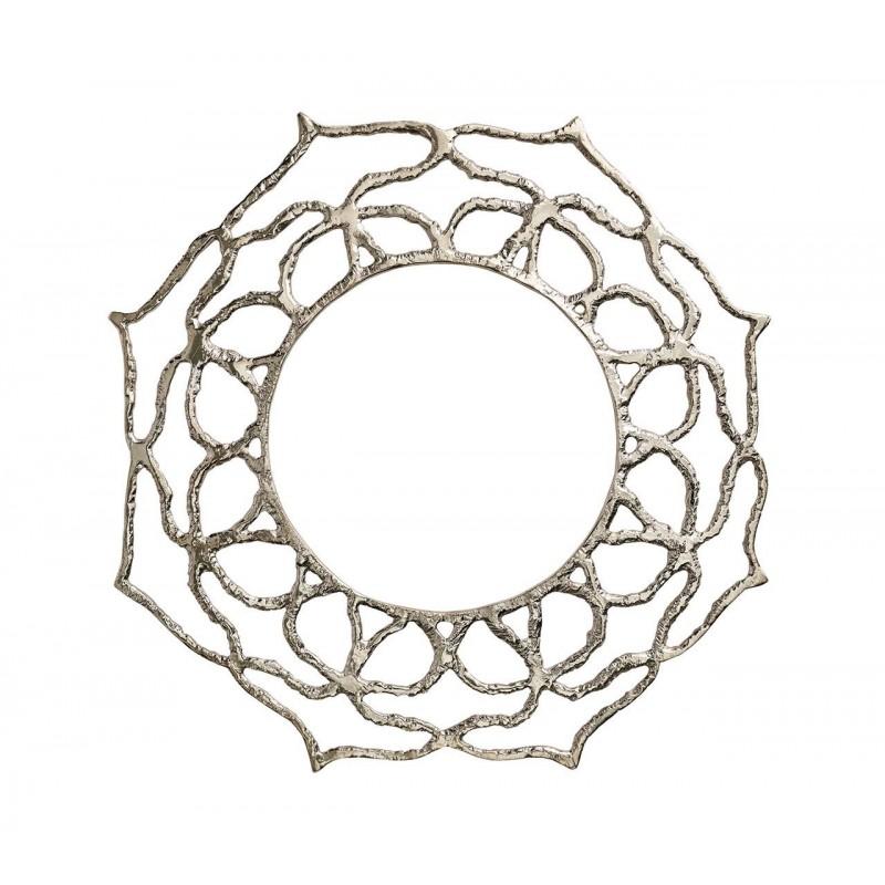 Sahara Placemat Silver