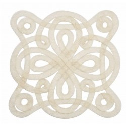 Medallion Sinamay Placemat...