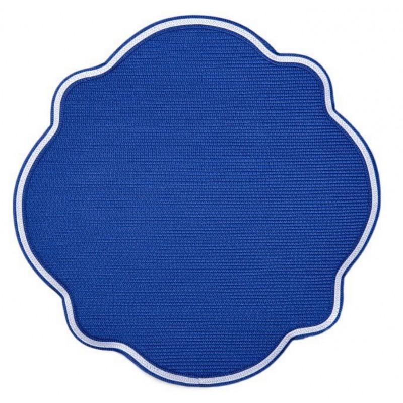Monticello Placemat Blue