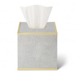 Shagreen Tissue Box