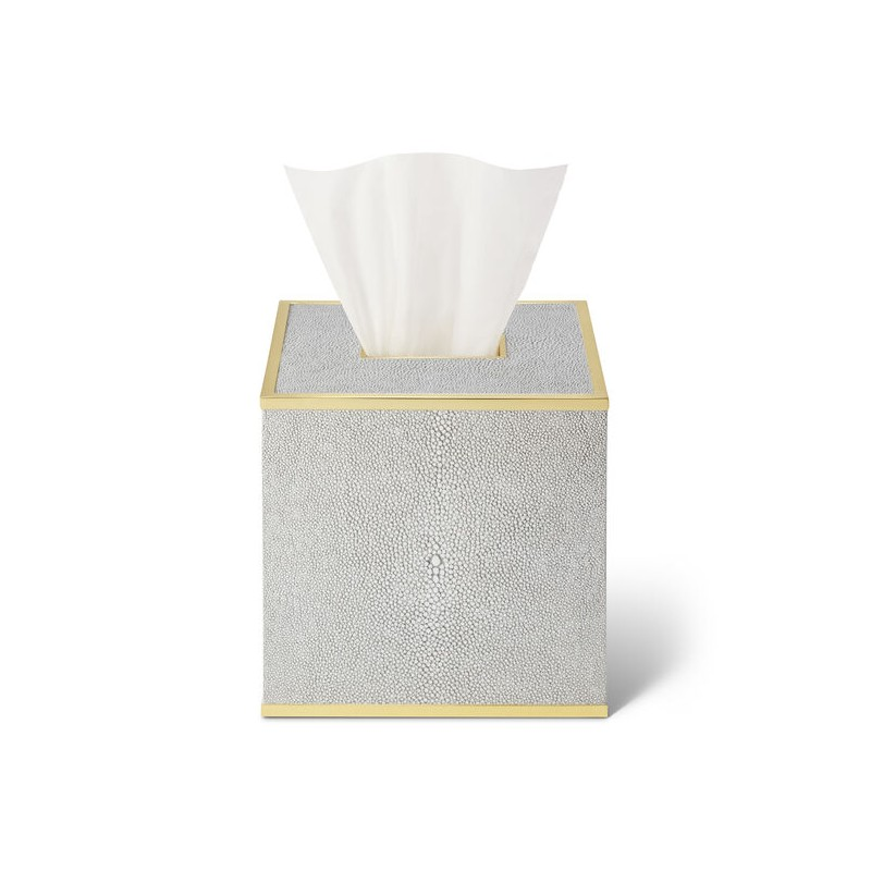 Shagreen Tissue Box