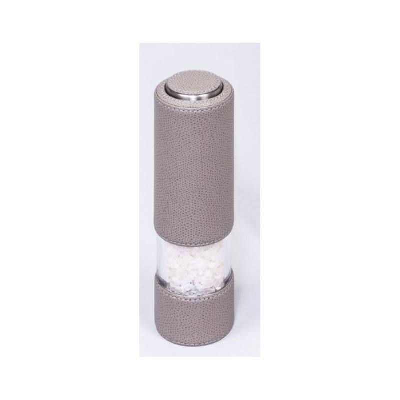 Lyon Electric Salt Mill Brown