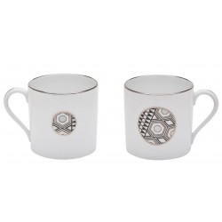 Hollywood Mini-Mug Platinum