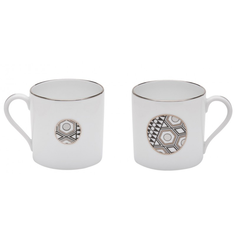 Hollywood Mini-Mug Platinum