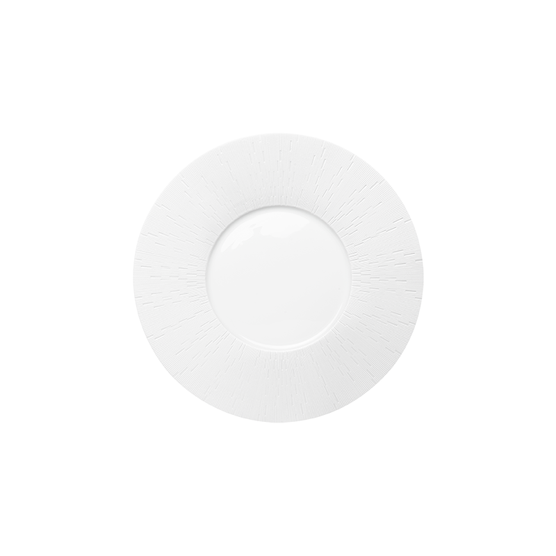 Infini Bread and Butter Plate White