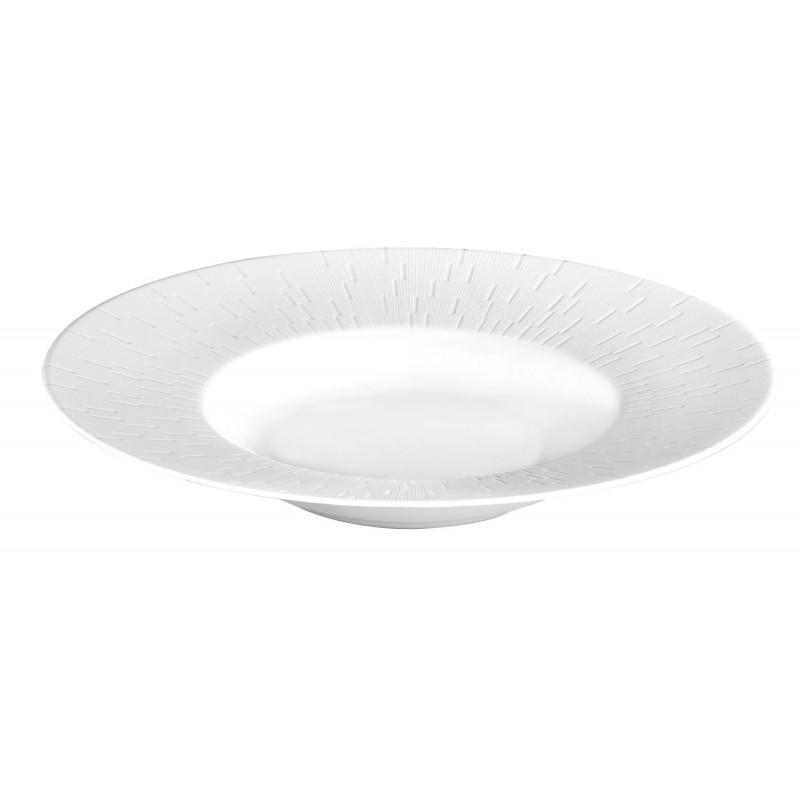 Infini Large Bowl White
